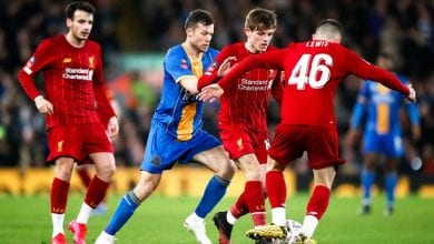Photo de Liverpool bat Shrewsbury (1-0) en 4e tour de la FA Cup