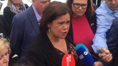 Photo de Sinn Fein: Le Brexit a changé la donne concernant l'unification de l'Irlande