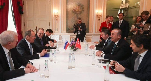 Photo of Turkish and Russian foreign ministers expressed determination to find a solution to ensure a cease-fire in Idlib