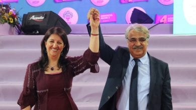 Photo of Turkey's pro-Kurdish HDP  elects co-chairs amid Arab and international participation