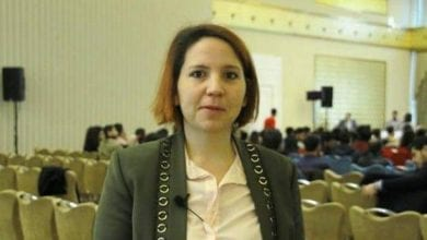 """Photo of Turkish human rights defender """"Avin Altintash"""": Hundreds of journalists, lawyers and judges in Turkey face lawsuits"""