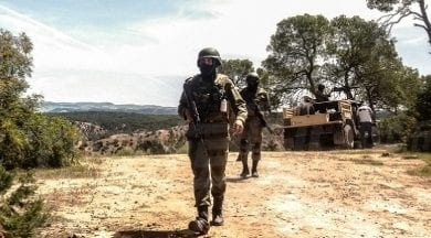 Photo of Two terrorists eliminated in Kasserine mountains: Tunisia
