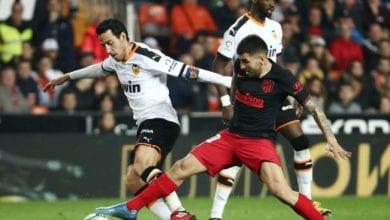 Photo of Valence et l'Atlético Madrid font match nul en ouverture de la 24e journée de Liga