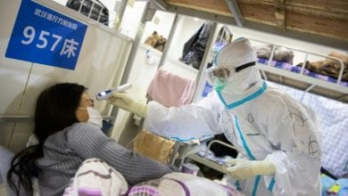 Photo of WHO urges calm as China virus death toll nears 1,900