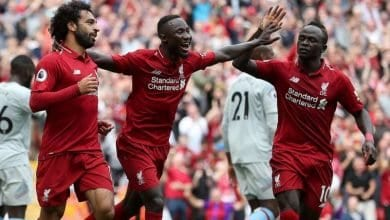 Photo de Liverpool a gagné (3-2), contre West Ham