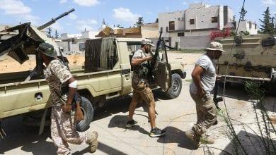 صورة أزمة الميليشيات تتفاقم في طرابلس