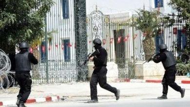 صورة الحرس الوطني التونسي يقتل إرهابياً في مرتفعات القصرين