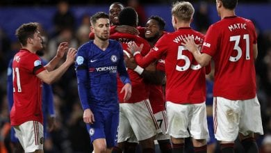 Photo de Manchester United  bat Chelsea (2-0) en Ligue des Champions