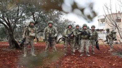 Photo de Des dizaines de soldats turcs tués lors d'un frappe visant un convoi militaire dans la campagne d'Idlib