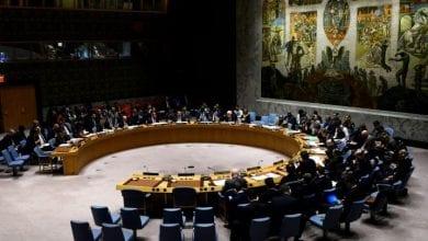 Photo de Le Conseil de sécurité de l'ONU tient une réunion d'urgence pour discuter de l'escalade en Syrie