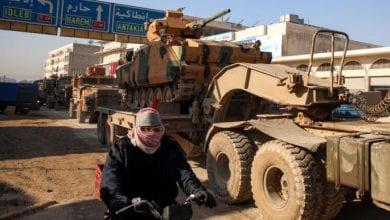 Photo de Erdogan promet de pousser les forces du régime au-delà des postes d'observation turcs à Idlib