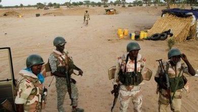Photo de 120 terroristes tués au Niger lors d'une opération conjointe avec les forces françaises