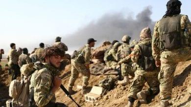 Photo de Les forces turques ont lancé une offensive massive contre Idlib