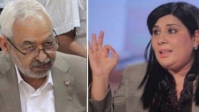 صورة رئيسة الحزب الدستوري تدعو إلى التوافق على حكومة تونسية دون تمثيل الإسلام السياسي