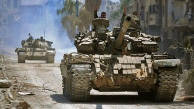 régime syrien