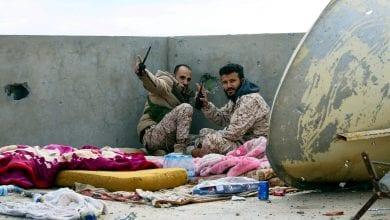 صورة 150 مقاتل من مرتزقة أردوغان في ليبيا فرّوا إلى أوروبا