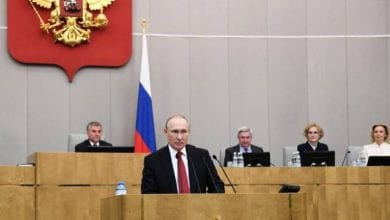 صورة روسيا تنظم استفتاء عام على تعديلات دستورية في أبريل المقبل