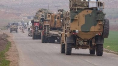 صورة قتلى وجرحى في صفوف قوات النظام التركي غرب إدلب