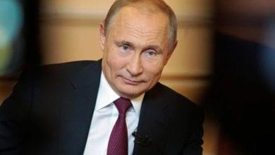 صورة بوتين يعلن عن ابتكار روسي – ياباني للكشف السريع عن فيروس كورونا