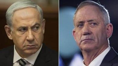 صورة مصادر: الاتفاق على تشكيل حكومة طوارئ في إسرائيل