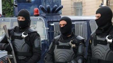 صورة شرطة مكافحة الإرهاب في المغرب تفكك خلية إرهابية