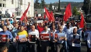 صورة أنشطة خطيب لصالح تركيا