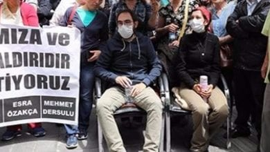 اعتقال محامين اتراك