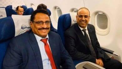 صورة ضغوط قطرية وإخونجية على رئيس الحكومة اليمنية للتراجع عن قرار إيقاف وزير النقل