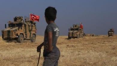 الغزو التركي
