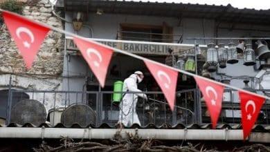 صورة تركيا تتصدر منطقة الشرق الأوسط في عدد إصابات كورونا