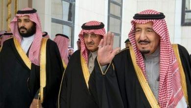 صورة اعتقال شقيق الملك سلمان بتهمة تدبير إنقلاب على ولي العهد