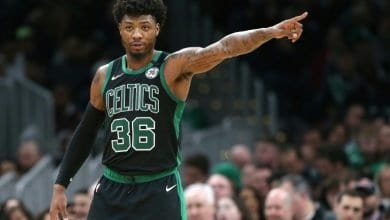 Photo of Celtics' Smart has coronavirus, warns young to take it seriously