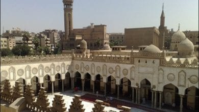 Photo of Egypt's Al-Azhar Islamic center helps the health ministry in efforts to contain the spread of the novel coronavirus in the country