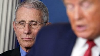 Photo of Fauci warns: Coronavirus Could Kill 100,000 to 200,000 Americans