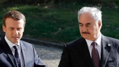 Photo of Field Marshal Haftar arrived on Monday in the French capital Paris on an official visit