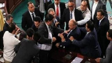 Photo of Fight occurred in Turkish parliament over military action in northwest Syria