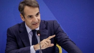 Photo of Greek PM Kyriakos Mitsotakis warns EU-Turkey migration deal is dead