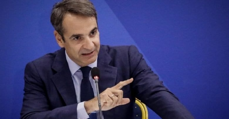 Photo of Greek PM Kyriakos Mitsotakis warns EU-Turkey migration deal is dead