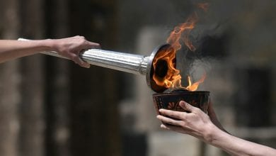 Photo of Heartbreaking: Olympic torch events downscaled over virus