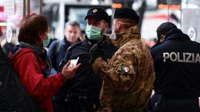 Photo of Italy locks down as China signals major progress in own virus fight