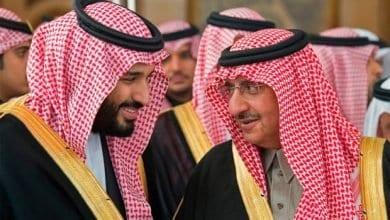 Photo of Saudi crown prince signals new purge with 'treason' arrests