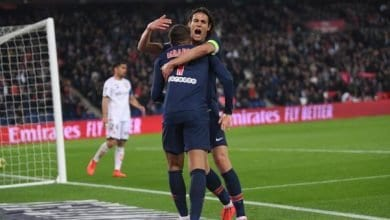 Photo de Le PSG bat Dijon (4-0) en Ligue 1