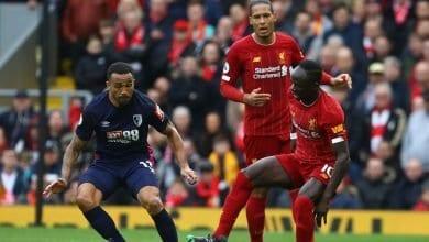 Photo de Liverpool bat Bournemouth (2-1) en Premier League