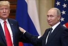 Photo of Poutine et Trump discutent la possibilité d'une coopération dans la lutte contre le coronavirus