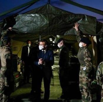 l'opération militaire Résilience