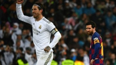 Photo of Real Madrid defeat Barcelona in Clasico to regain top spot in La Liga