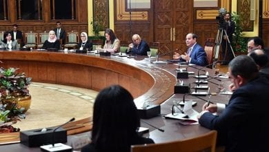 Photo of Sisi urges Egyptians to comply with coronavirus measures, stop overbuying
