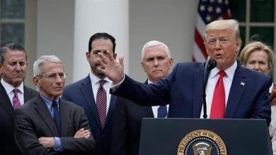 Photo of Trump declares national emergency over coronavirus