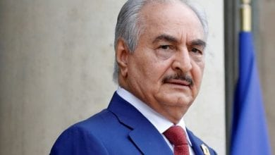 """Photo of Khalifa Hafter confirmed """"We will not abide by the ceasefire unless the Tripoli militias respect it"""""""