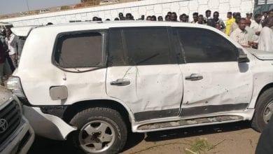 صورة نجاة رئيس الوزراء السوداني من محاولة إغتيال